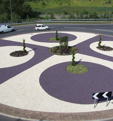 Rushyford Roundabout After