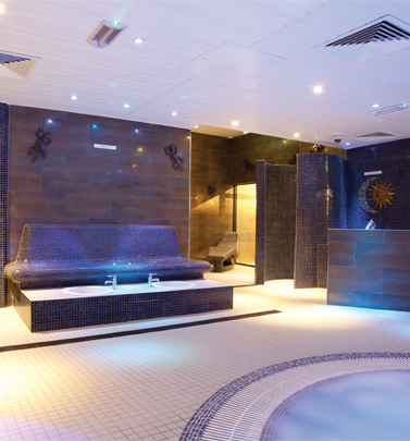 Wellness Suite at The Old Thorns Manor Hotel
