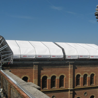 UBIX® Temporary Roofing System