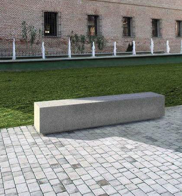 Salgeriro Granite Bench