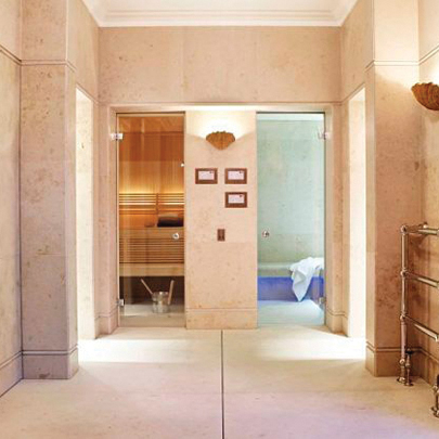 Drom UK Sauna and Steam room in Kensington, London