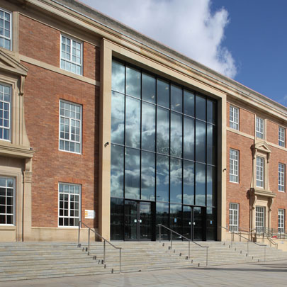Derby Council Offices, Reynaers
