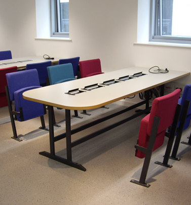 Vario C6 and Vario Chairs At A University Project