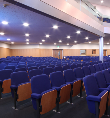 Villa Cross Church of God of Prophecy Seating