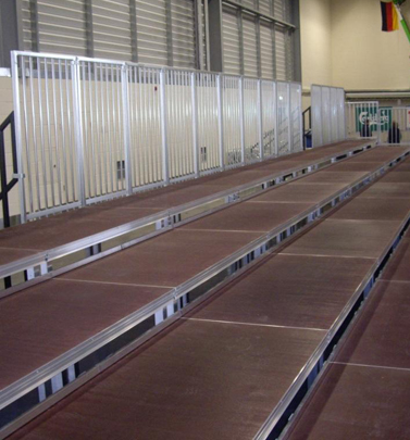 Alu Rapid platforms East of England Showground