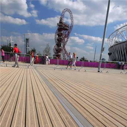 CitiDeck at the London Olympics