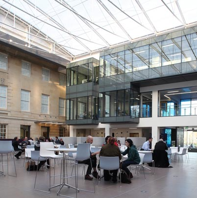 Reynaers Aluminium Proves Energy Efficient For County Hall