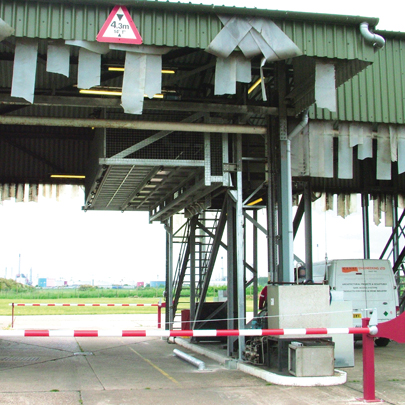 AJAX Safe Access Gantry