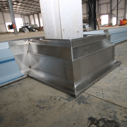stainless steel kerbing installation