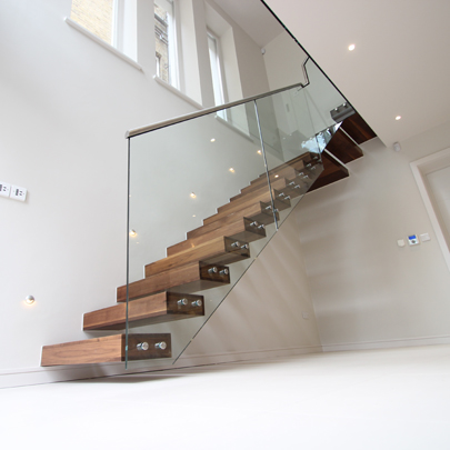 london cantilever staircase