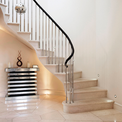nottingham metal balusters