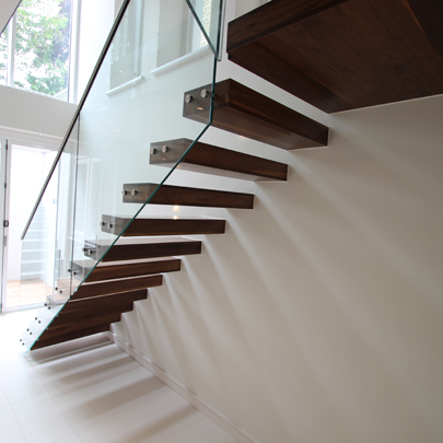 richmond cantilever staircase
