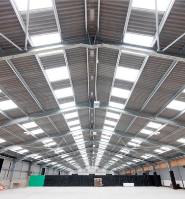 Marley Eternit Tops Off Largest Cowshed In Cornwall