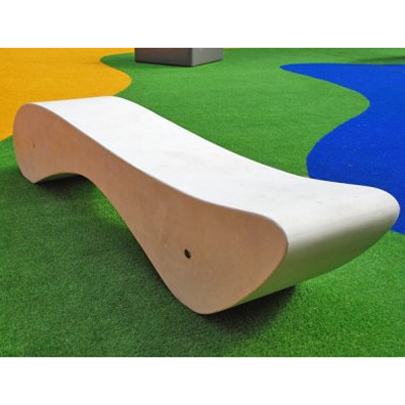 Furnitubes outdoor seating and planter William Morris Primary School