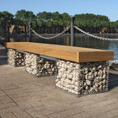 FURNITUBES Outdoor Seating