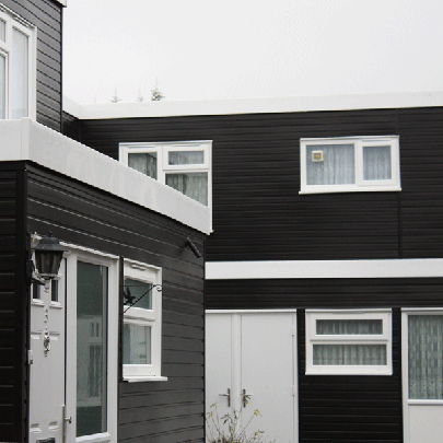 Swish Building Products: Cladding