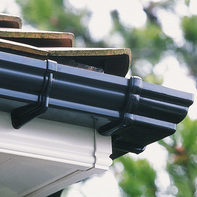 Rainwater guttering systems