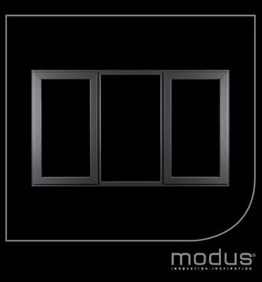 Modus 75mm Flush Sash Casement Windows
