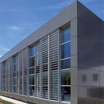 Solar Shading Renson Fabrications