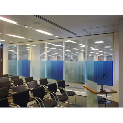 Double Glazed Acoustic Movable Walls