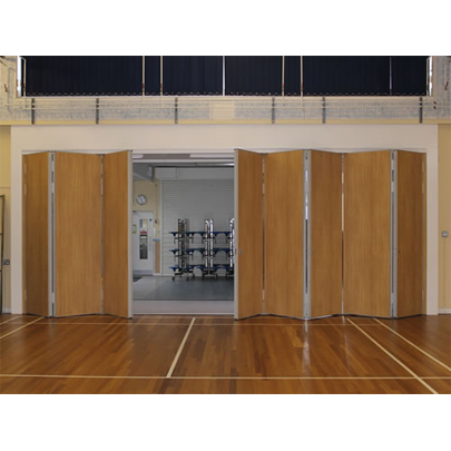 Acoustic Fire Rated Folding Doors