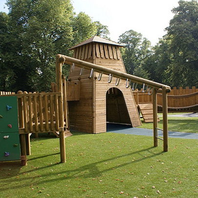 Houndwell Park Playing Area