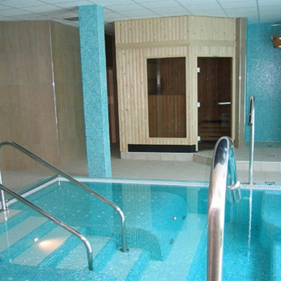 Dalesauna Hydrotherapy Pools