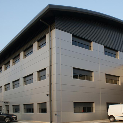 Security shutters for Wholesale Distribution Centre, Kent