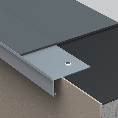 Roofing Flashing Edging Coping And Solar Pv Systems