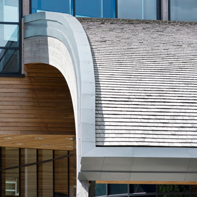 Western Red Cedar Shingles at Durham University