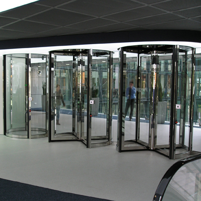 Tourlock 180 Security Revolving Door