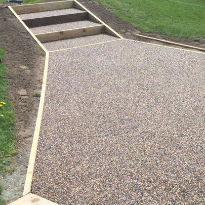 EcoPath enhances golf club at Enfield