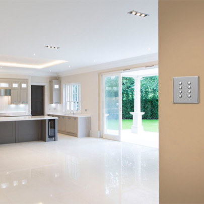 Lighting control solution for Surrey family home