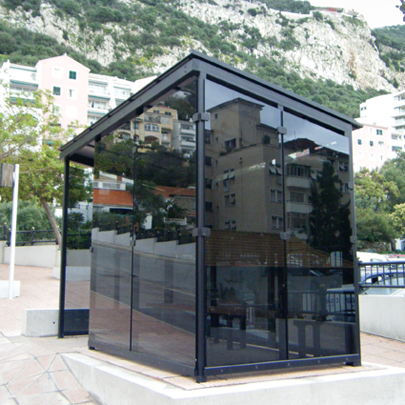 Broxap Shelters, Canopies & Walkways
