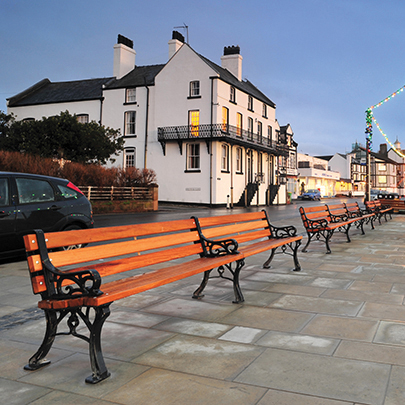 Broxap Street Furniture