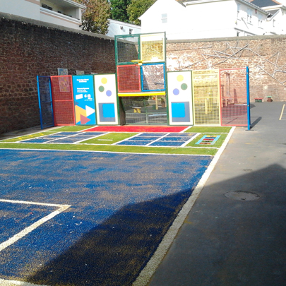 Primary Spaces play area
