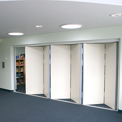 Sliding Folding Partitions