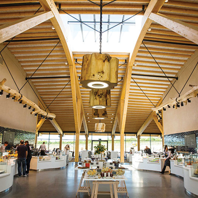Gloucester Services, M5 motorway