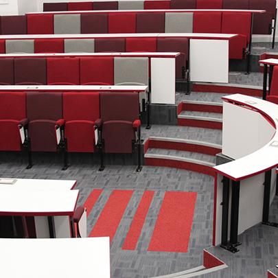 Havard Lecture Seating