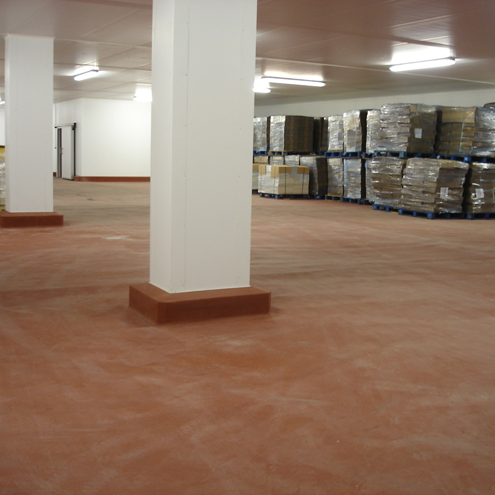 Durable Flooring for Pie Manufacturing