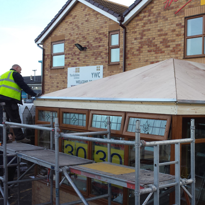 Sentinel Solid Roof Choose Actis Hybrid Insulation Range