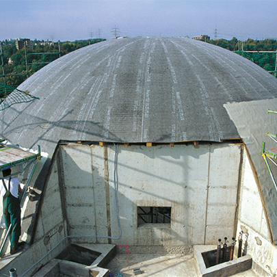 SKR Roof Dome