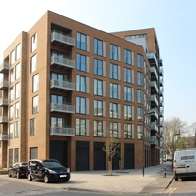Haggerston West and Kingsland estates