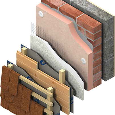 Wall insulation images