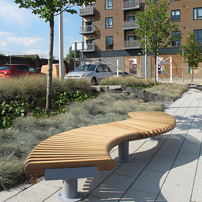Street Furniture Seating Shelters Cycle Parking Images