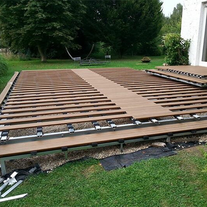 Composite Decking: iDecking
