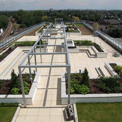 KEMPERGRO® Green Roof System