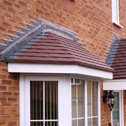 Grp Bay Window Roof Canopies Images