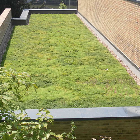 Sustainable roof solutions