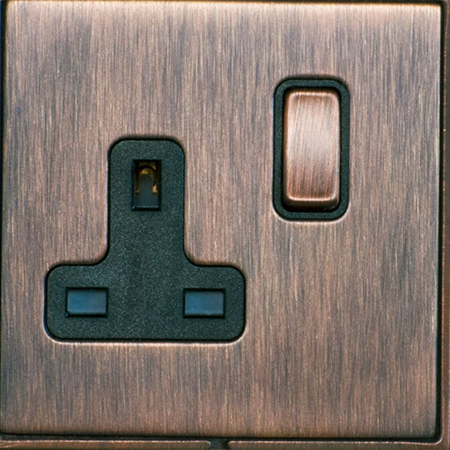 Switch Plates & Sockets
